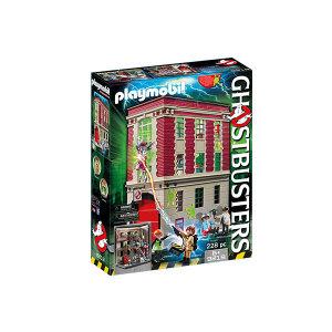 Playmobil Ghostbusters 9219 - Caserma dei Ghostbusters|Massa Giocattoli