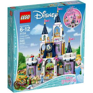 Lego 41154 Il castello dei sogni di Cenerentola | Massa Giocattoli