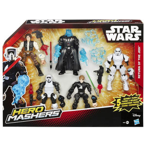 Star Wars - Hero Mashers Multi Pack | Massa Giocattoli