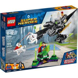 Lego 76096 L'alleanza tra Superma e Krypto | Massa Giocattoli