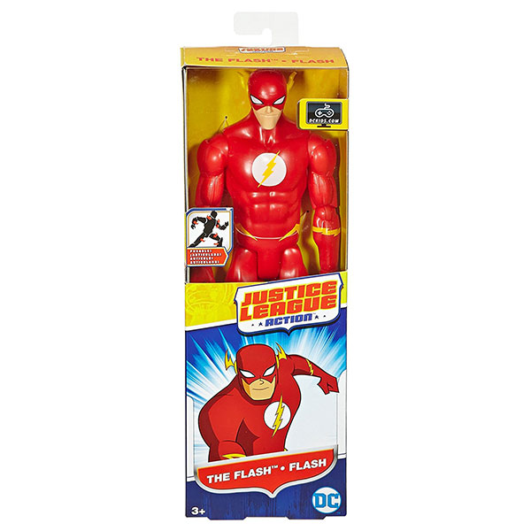 Justice League Action The Flash Figure