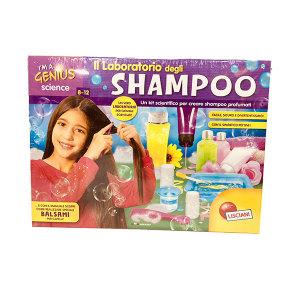Il laboratorio degli shampoo | Massa Giocattoli