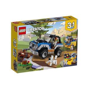 Lego 31075 Avventure nel deserto | Massa Giocattoli