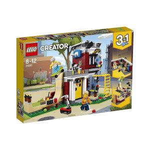 Lego 31081 Skate House modulare | Massa Giocattoli