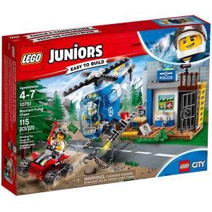 Lego 10751 Inseguimento della polizia di montagna | Massa Giocattoli