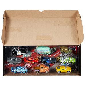 Set Di 10 Auto Cars 3 | Massa Giocattoli