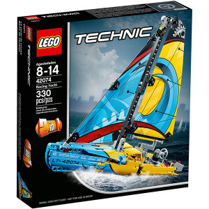 Lego Technic 42074 Yacht da gara| Massa Giocattoli