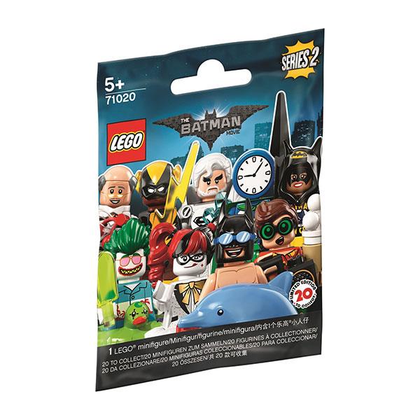 Mini Figure Lego Batman Movie Serie 2