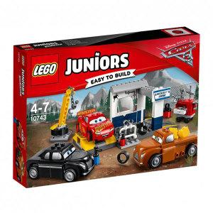 Lego Juniors Il garage di Smokey 10743| Massa Giocattoli