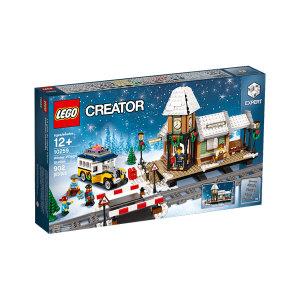 Lego Creator 10259 Stazione del villaggio invernale | Massa Giocattoli