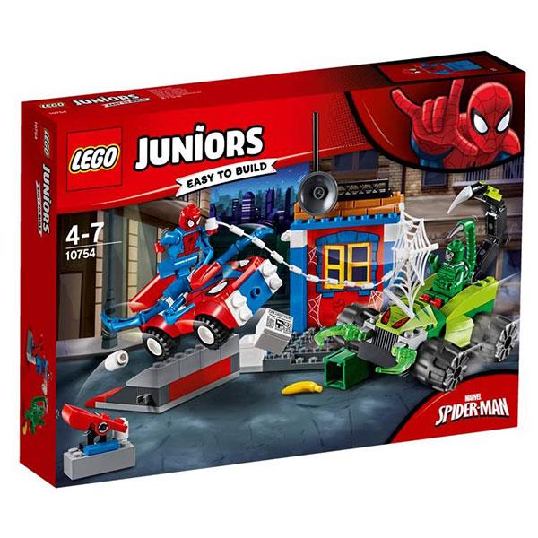 Lego Juniors 10754 Spider-Man contro Scorpione