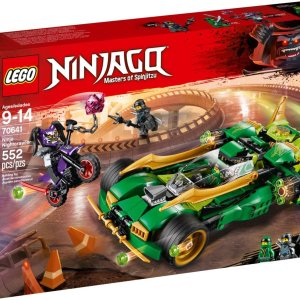 LegoNinjago 70641 Nightcrawler Ninja| Massa Giocattoli