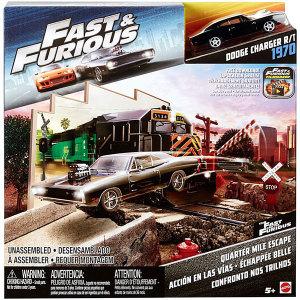 Fast & Furios Quarter Mile Escape | Massa Giocattoli