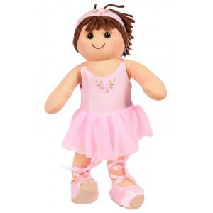 Ballerina Rosa Miny Doll | Massa Giocattoli