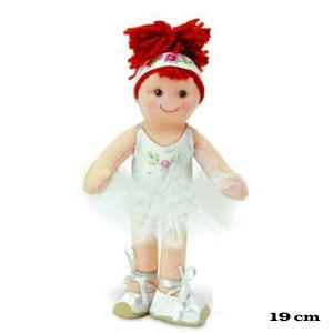 Ballerina Bianca Miny Doll | Massa Giocattoli