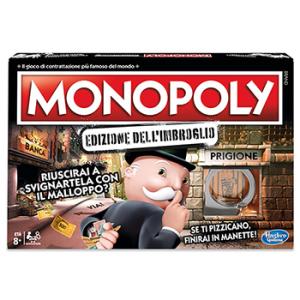 Monopoly Edizione Dell'Imbroglio | Massa Giocattoli