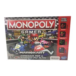 Monopoly Gamer Mario Kart|Massa Giocattoli