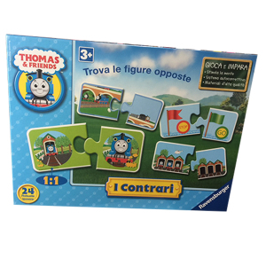 I Contrari Thomas & Friends | Massa Giocattoli