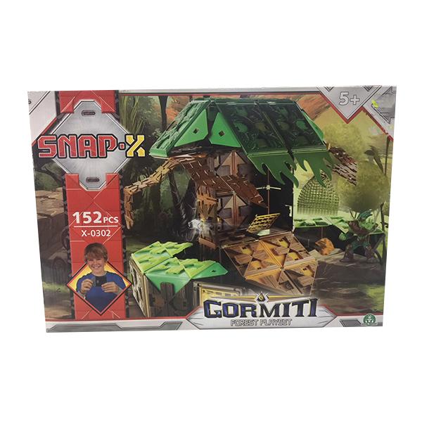 Gormiti Forest Playset