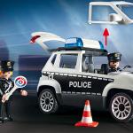 Playmobil 9372 Centrale Della Polizia|Massa Giocattoli