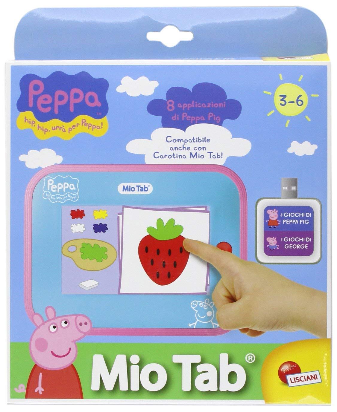 Peppa Pig Mio Tab Espansione