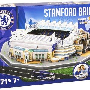 Stadio Stamford Bridge Puzzle 3D| Massa Giocattoli