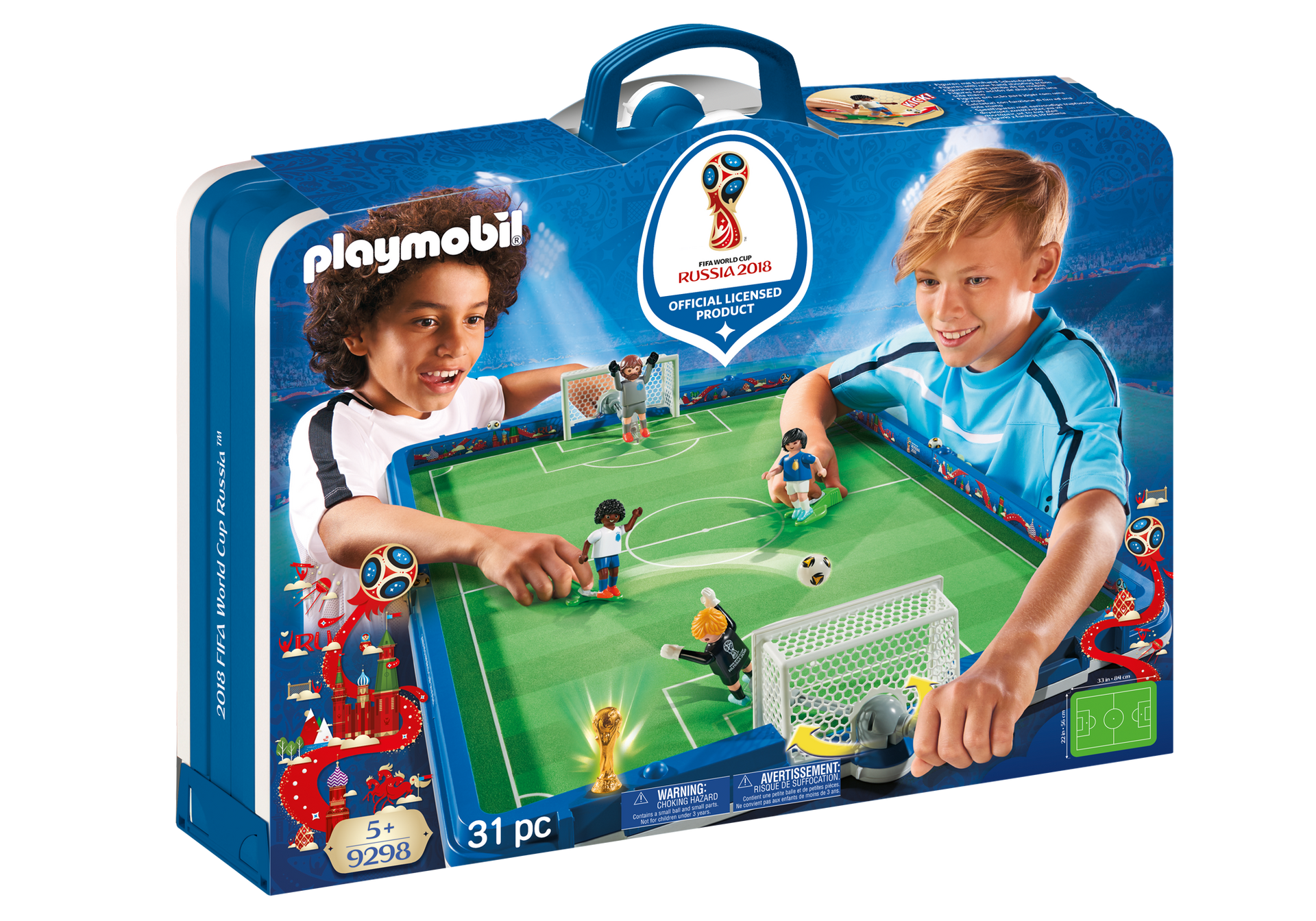 Playmobil 9298 FIFA World Cup Russia