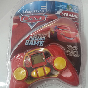Lcd Game Cars | Masa Giocattoli
