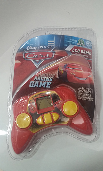 Lcd Game Cars