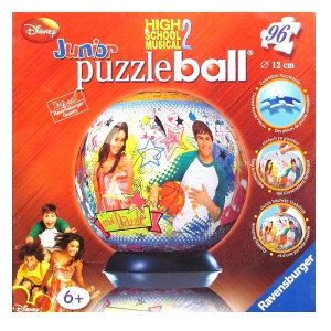Puzzle Ball High School Musical|Massa Giocattoli