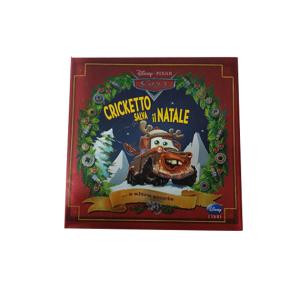 Libro Cricketto Salva Il Natale | Massa Giocattoli