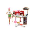 Barbie La Pizzeria|Massa Giocattoli