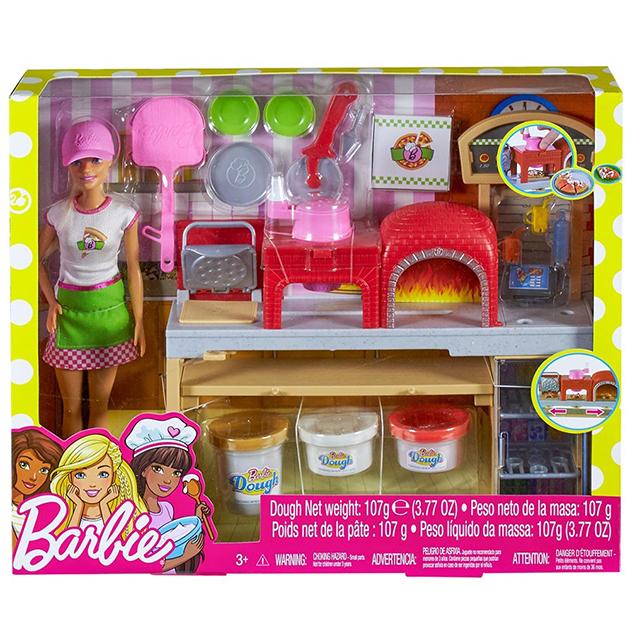 Barbie La Pizzeria
