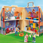 Playmobil 5167 Casa Portatile Delle Bambole   Massa Giocattoli