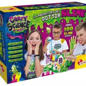 Il Laboratorio Del Dottor Slime | Massa Giocattoli