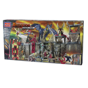 Mega Bloks Dragons Metal Ages | Massa Giocattoli