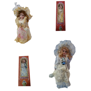 Bambola Porcellana | Massa Giocattoli