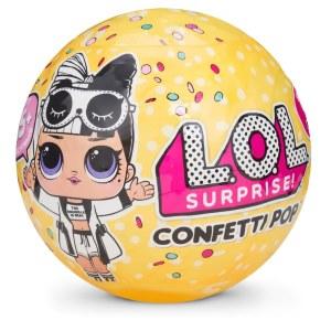 Lol Surprise Confetti Pop Serie 3 |Massa Giocattoli