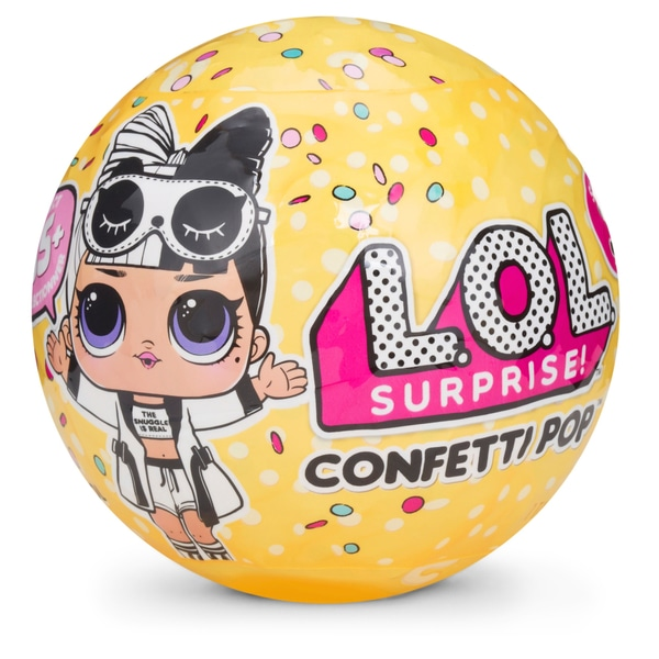 Lol Surprise Confetti Pop Serie 3