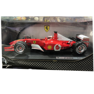 Ferrari F-2002 Rubens Barrichello| Massa Giocattoli