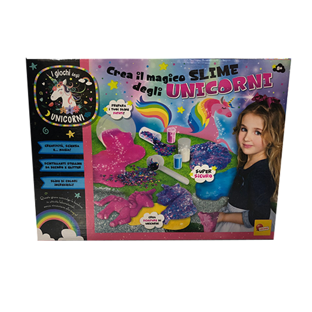 Crea Il Magico Slime Degli Unicorni