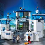 Stazione Della Polizia Con Prigione| Massa Giocattoli