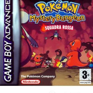 Pokemon Mystery Dungeon Squadra Rossa|Massa Giocattoli