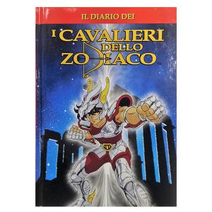 Diario Cavalieri dello Zodiaco |Massa Giocattoli