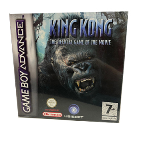 King Kong The Official Game Of The Movie  Massa Giocattoli
