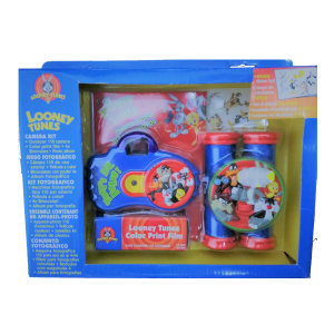 Looney Tunes Camera Kit|Massa Giocattoli