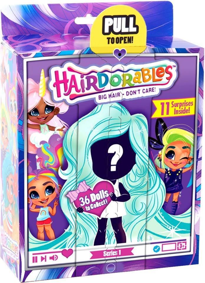 Hairdorables Serie 1