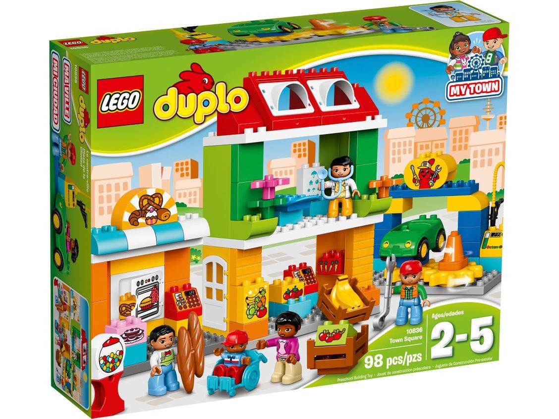 Lego Duplo 10836 Grande Piazza in città