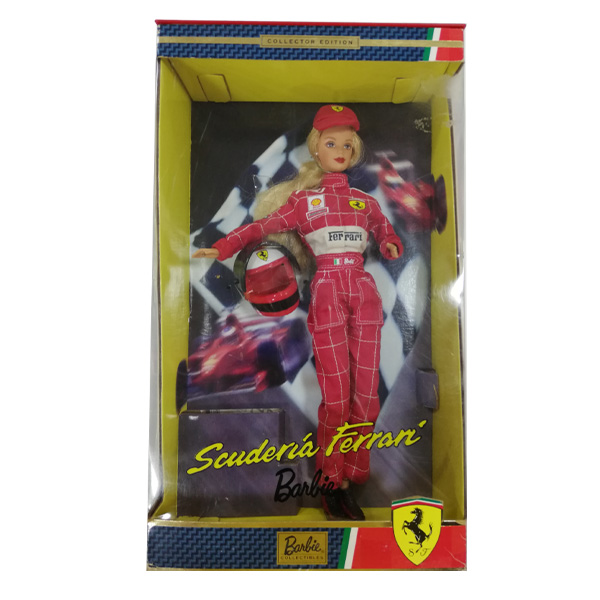 Barbie Scuderia Ferrari