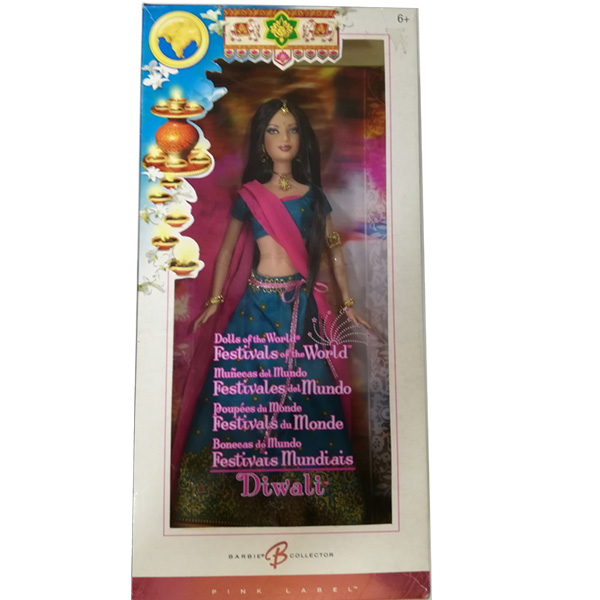 Barbie Diwali